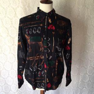 Lauren Ralph Lauren Women's Size 7 long sleeve